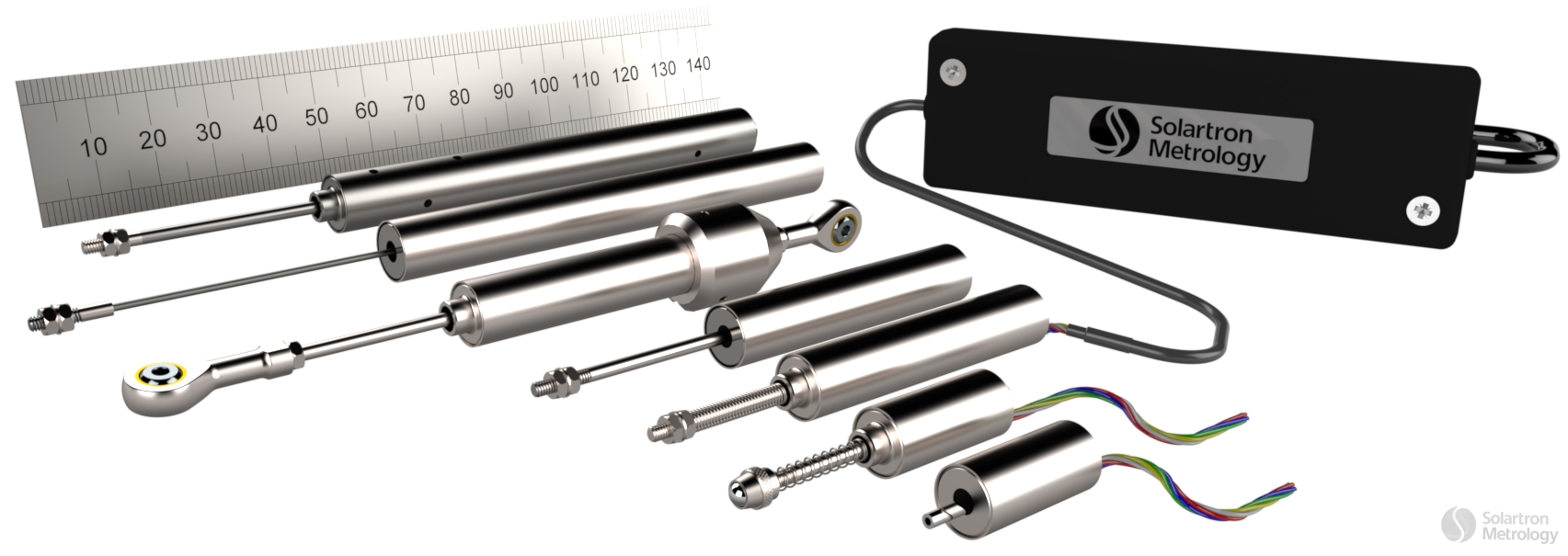 Displacement Sensors Optimum Series